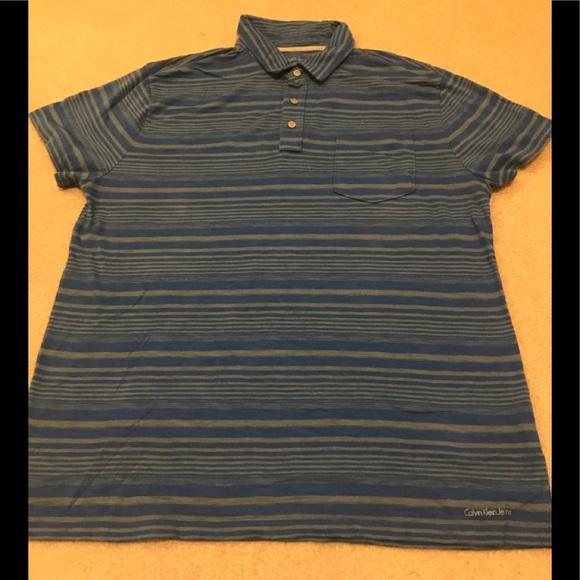 4/$20 Calvin Klein Jeans polo